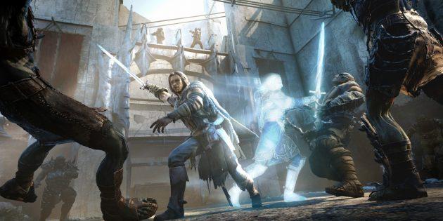 покупать игры: Middle-earth: Shadow of Mordor