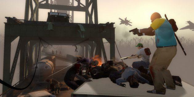 Онлайн-игры с друзьями: Left 4 Dead 2