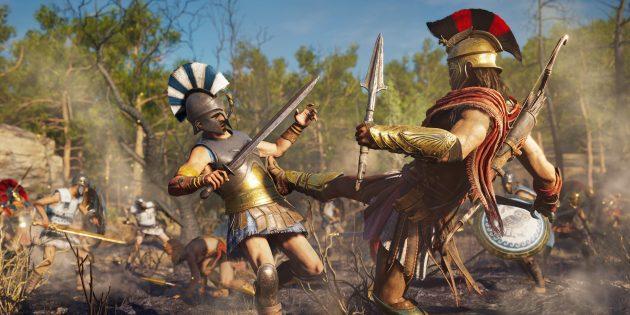 Assassin's Creed: Odyssey: Полезные навыки