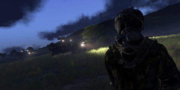 лучшие игры на ПК: ArmA 3