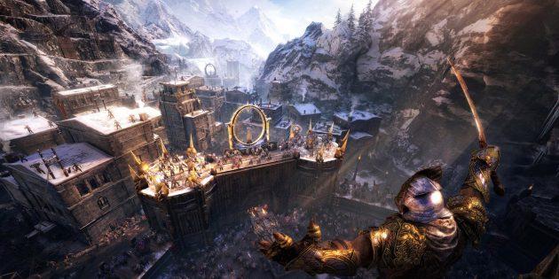 Лучшие игры с открытым миром: Middle-earth: Shadow of War