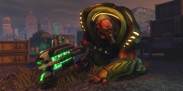 покупать игры: XCOM: Enemy Unknown