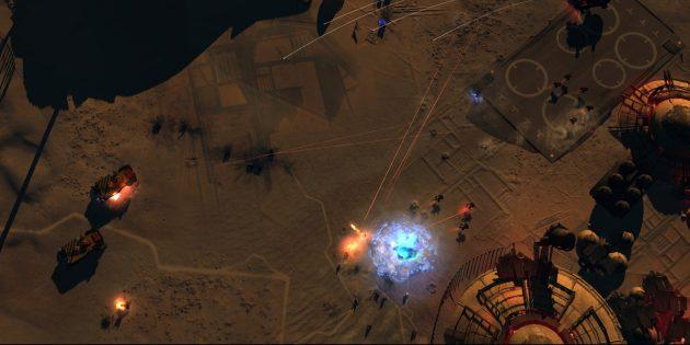 лучшие игры на ПК: Homeworld: Deserts of Kharak