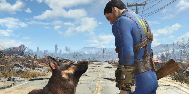 Лучшие игры с открытым миром: Fallout 4