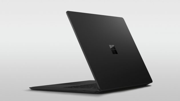 презентация Microsoft: Surface Laptop 2