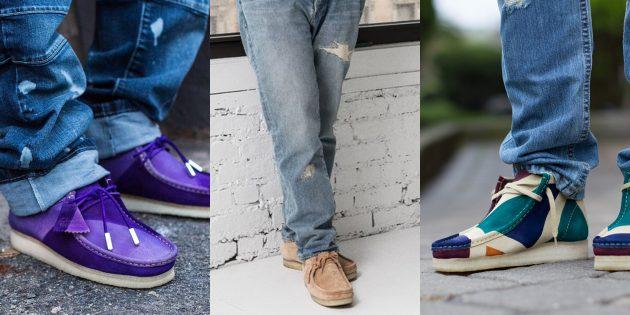 Модная мужская обувь осени-зимы 2018/2019: Ботинки-мокасины