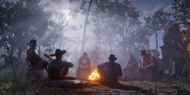 прохождение Red Dead Redemption 2: Не забывайте про одежду