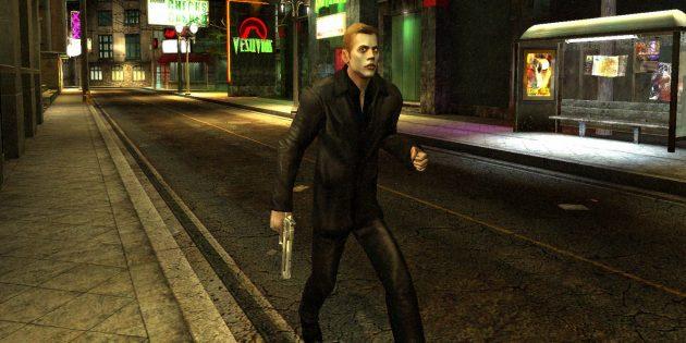 Игры про вампиров для ПК и консолей: Vampire: The Masquerade — Bloodlines