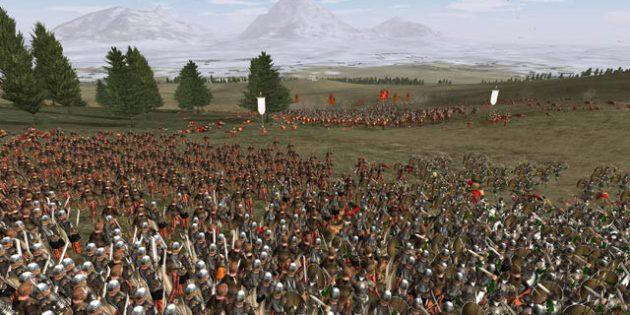 Игры про войну: Rome: Total War