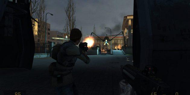 Шутеры с сюжетом: Half-Life 2
