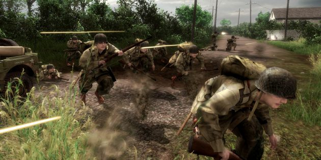 Игры про войну: Brothers in Arms: Road to Hill 30