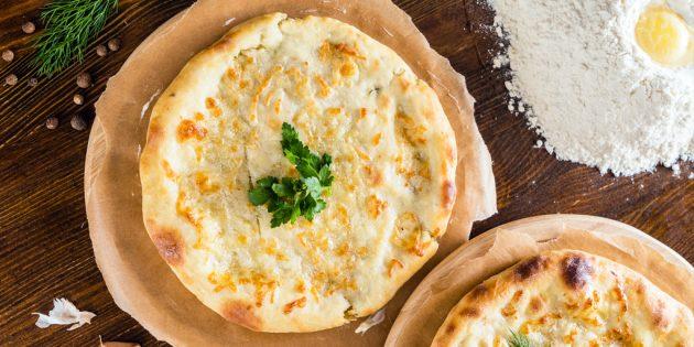 10 рецептов осетинских пирогов с традиционными начинками