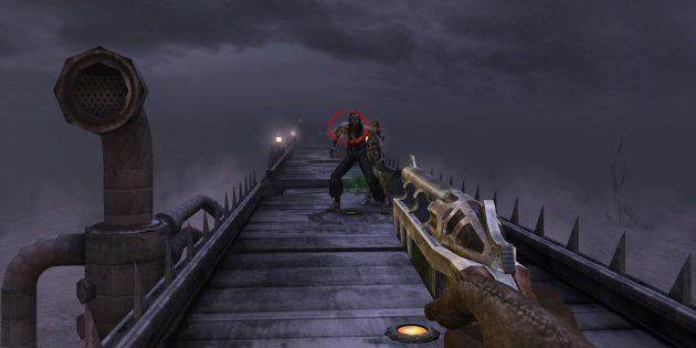 Игры про вампиров для ПК и консолей: Darkwatch: Curse of the West