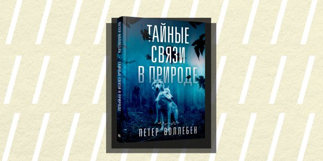 Non/fiction 2018: «Тайные связи в природе», Петер Воллебен