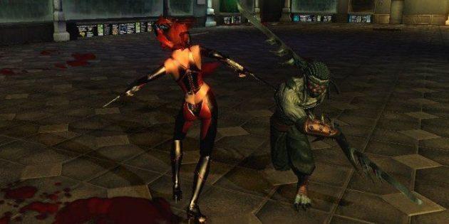 Игры про вампиров для ПК и консолей: BloodRayne 2