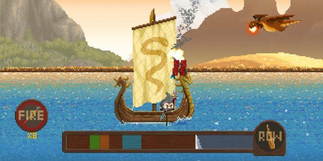 Игры про викингов: The Last Vikings