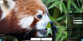 Google запустила Squoosh — новый сервис для сжатия изображений