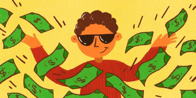 ТЕСТ: Сумеете ли вы разбогатеть?