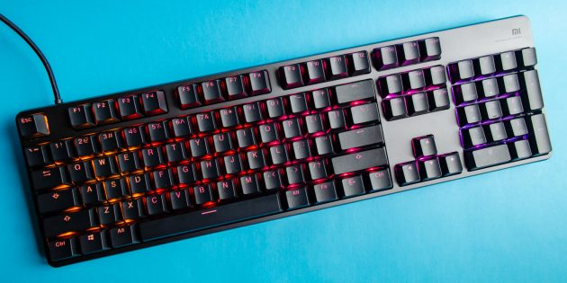 Гибридная клавиатура Xiaomi Gaming Keyboard