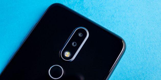 Обзор Nokia 6.1 Plus: Камера