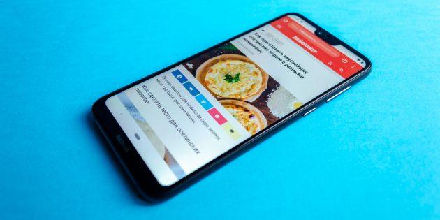 Обзор Nokia 6.1 Plus: Итоги