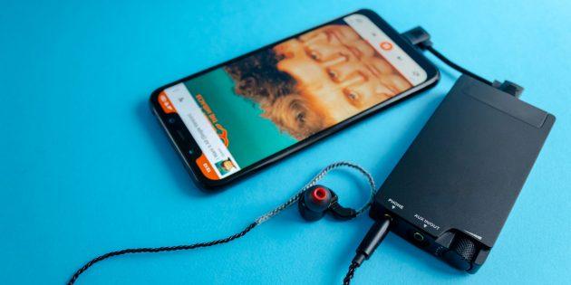 Стоит ли купить Xduoo XP-2: подключение к смартфону