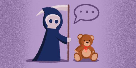 Как говорить с ребёнком о смерти: советы психологов