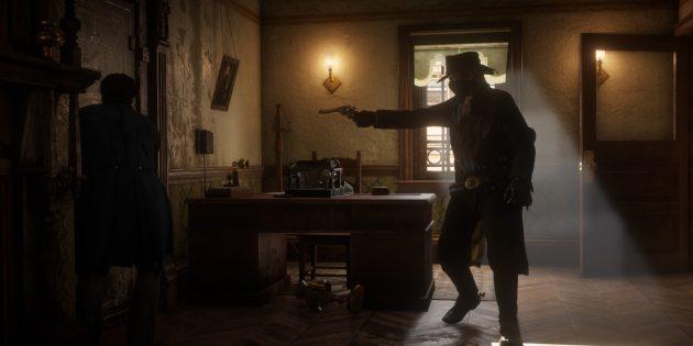 Red Dead Redemption 2 — лучшая игра 2018года