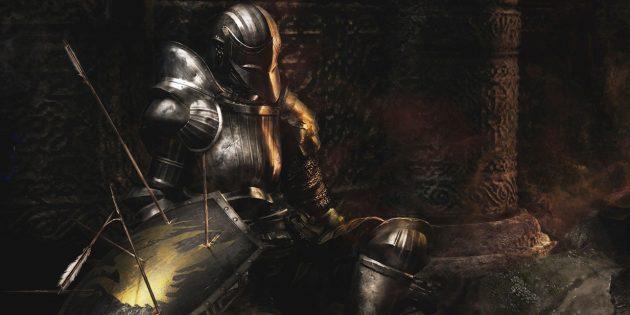Самые сложные компьютерные игры: Demon's Souls