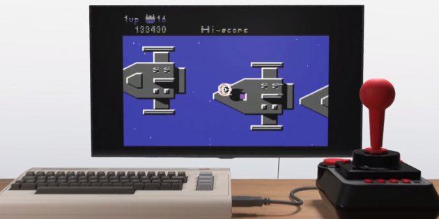 игровая консоль: Ретроигры