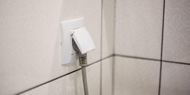 Как подключить стиральную машину: Проводка в новом доме