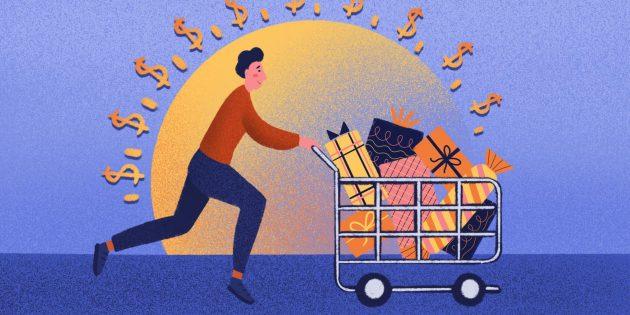 Как зарабатывать на покупках в рассрочку