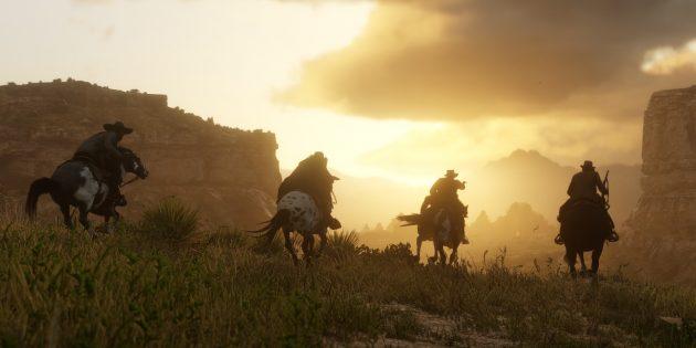 Red Dead Redemption 2: свобода передвижения