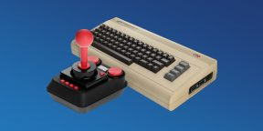 Штука дня: мини-версия Commodore 64 для любителей ретроигр