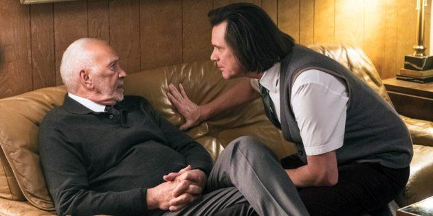 Сериал «Шучу»: Мистер Пиклз с отцом Себастьяном