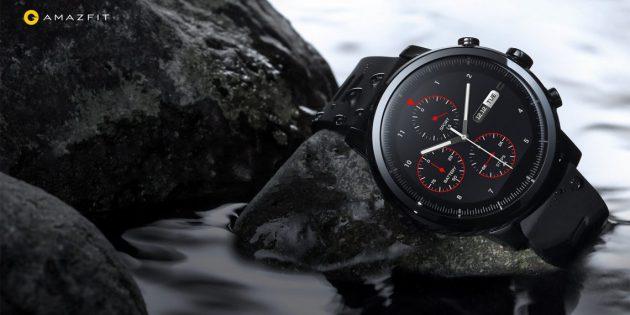 Гаджеты 2018года: Huami Amazfit Smartwatch 2