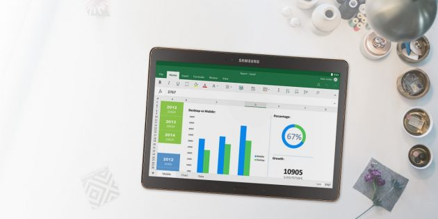 Почему планшеты актуальны: Мобильный офис