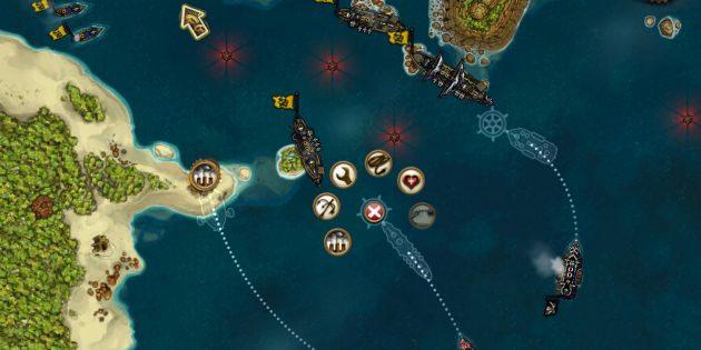 Игры про пиратов: Crimson: Steam Pirates