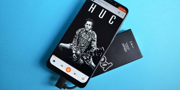Обзор xDuoo XD-10 Poke: со смартфоном