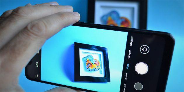 Обзор Xiaomi Redmi Note 6 Pro: Камера