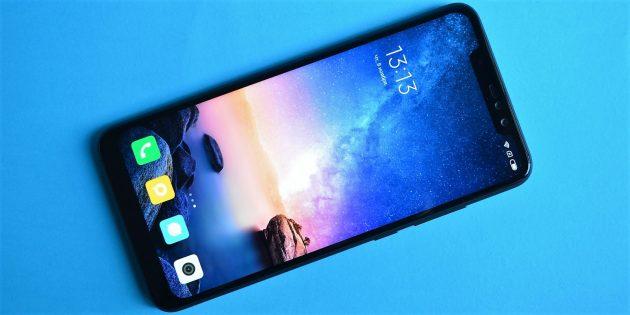 Обзор Xiaomi Redmi Note 6 Pro: Внешний вид