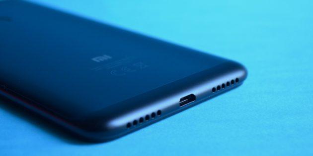 Обзор Xiaomi Redmi Note 6 Pro: Нижняя грань