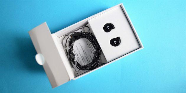 Обзор TRN v80: Упаковка