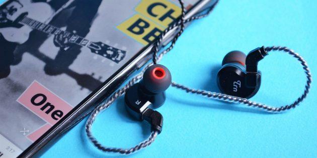 Обзор TRN v80: Звучание