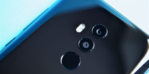 UMIDIGI Z2 Pro: камера
