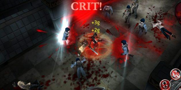 Игры про вампиров для Android и iOS: Dark Legends