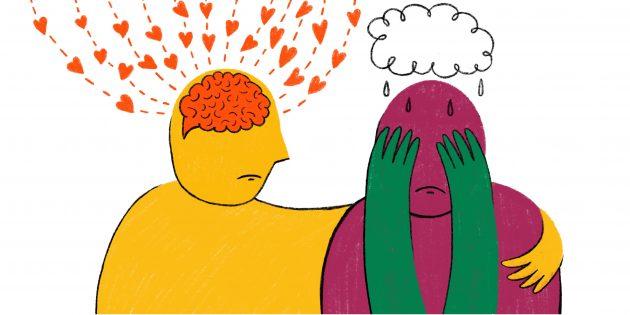 Эмоциональная сторона эмпатии