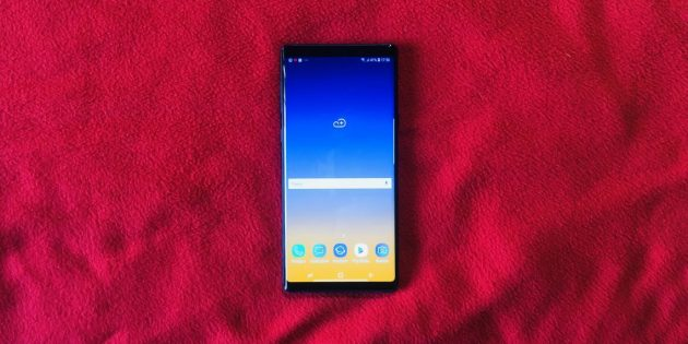 Гаджеты 2018года: Galaxy Note 9