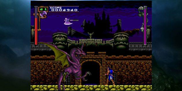 Игры про вампиров для ПК и консолей: Castlevania: Symphony of the Night