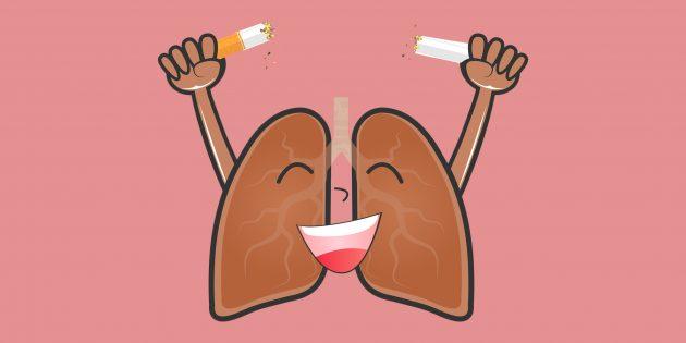 Как бросить курить за выходные